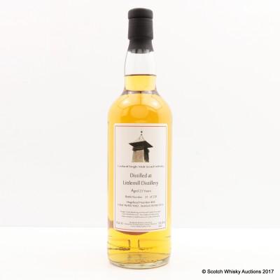 Littlemill 1992 23 Year Old Whisky Broker