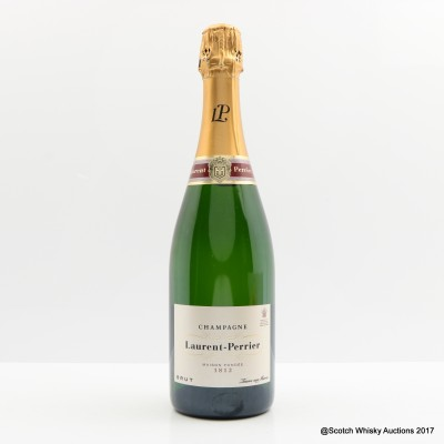 Laurent-Pierrer Brut Champagne 75cl