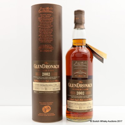 GlenDronach 2002 11 Year Old Single Cask #2035