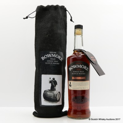 Bowmore 1996 Hand Filled 17th Edition