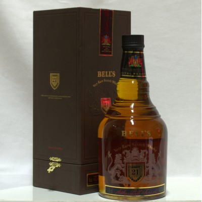 Bell's 21 Year Old Very Rare 75cl