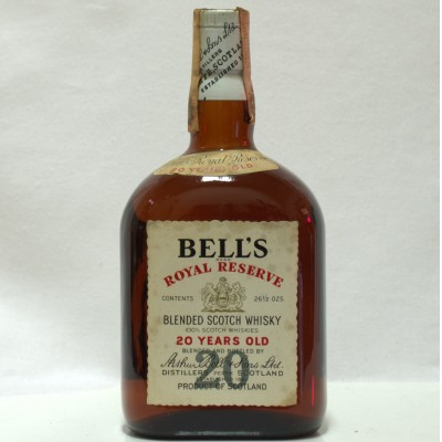Bell's 20 Year Old Royal Reserve 26 1/2fl oz
