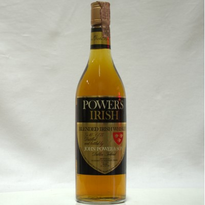 Power's Irish Blended Whiskey 75cl