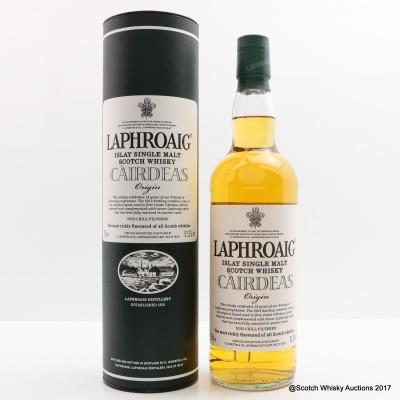 Laphroaig Feis Ile 2012 Cairdeas Origin