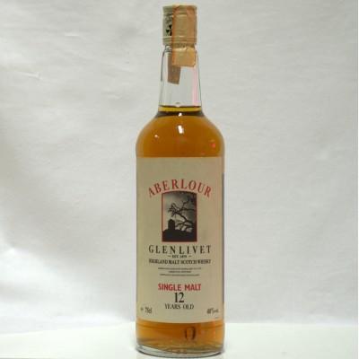 Aberlour Glenlivet 12 Year Old 75cl
