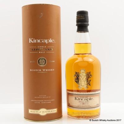 Kincaple 10 Year Old Malts Of Scotland