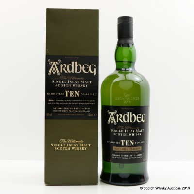 Ardbeg 10 Year Old 1L