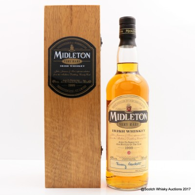 Midleton Very Rare 1999 Release