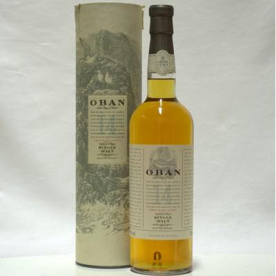 Oban 14 Year Old