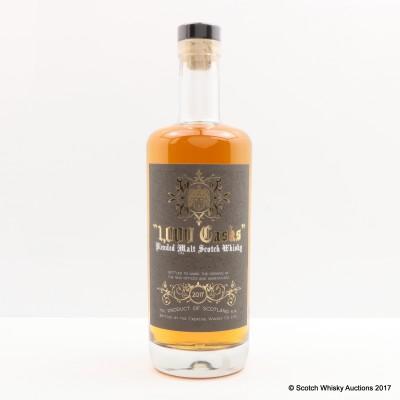 1000 Casks Blended Scotch Creative Whisky Co.