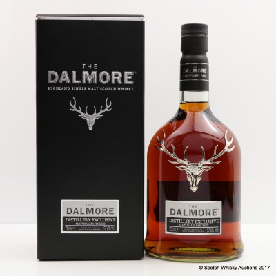 Dalmore Distillery Exclusive Matusalem Finesse