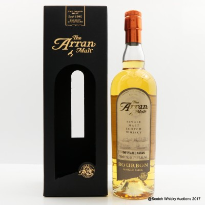 Arran 2004 Bourbon Single Cask The Peated Arran
