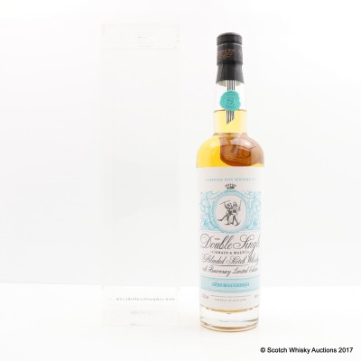 Compass Box The Double Single 10th Anniversary