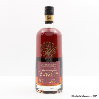 Parker's Heritage Collection Bourbon Whiskey 75cl