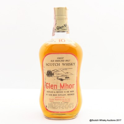 Glen Mhor 10 Year Old 75cl