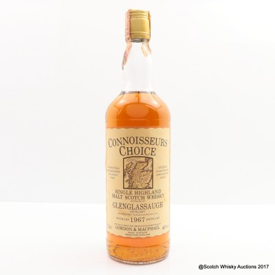 Glenglassaugh 1967 Connoisseurs Choice 75cl