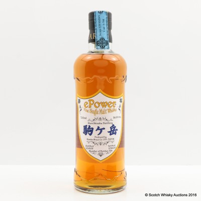 Mars Komagatake 2013 ePower Cask Strength