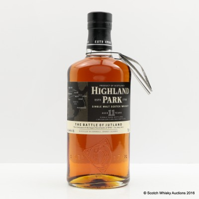 Highland Park 11 Year Old The Battle of Jutland