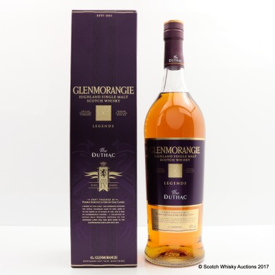 Glenmorangie The Duthac 1L