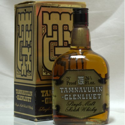 Tamnavulin-Glenlivet 8 Year Old 26 2/3Fl.oz