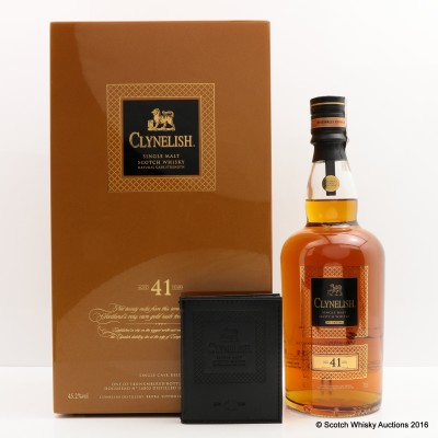 Clynelish 41 Year Old Single Cask #16802 For Wealth Solutions