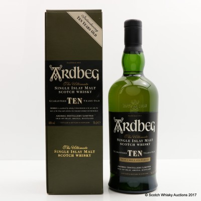 Ardbeg Introducing The 10 Year Old