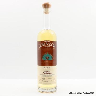 Expresiones de Corazon Anejo Tequila 75cl