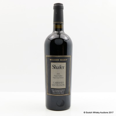 Shafer 1995 Hillside Select Cabernet Sauvignon