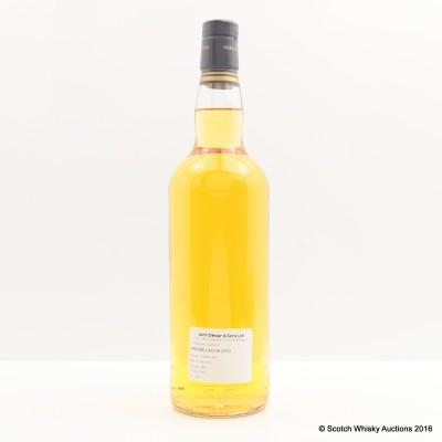 Craigellachie 23 Year Old Duty Paid Sample 75cl
