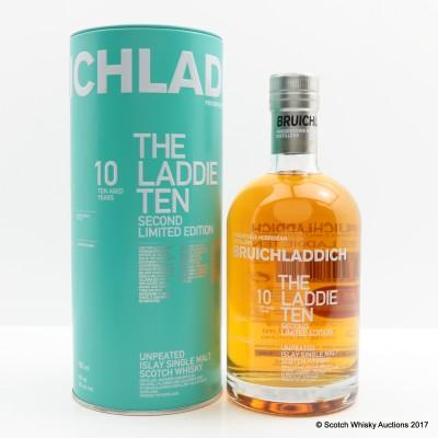 Bruichladdich The Laddie 10 Year Old 2nd Edition