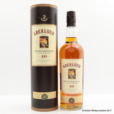 Aberlour 10 Year Old Final Batch