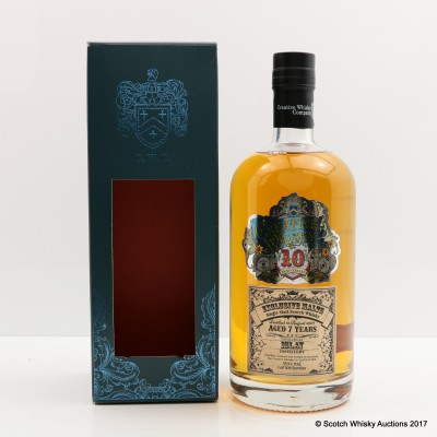 Islay 2007 7 Year Old Exclusive Malts Creative Whisky Co 10th Anniversary