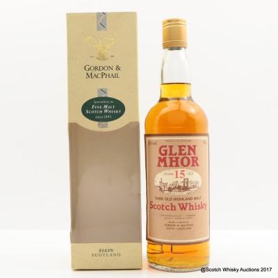 Glen Mhor 15 Year Old Gordon & Macphail