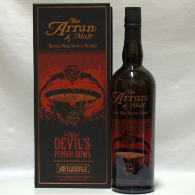 Arran Devil's Punch Bowl 1st Release