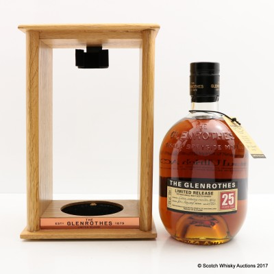 Glenrothes 25 Year Old Limited Release
