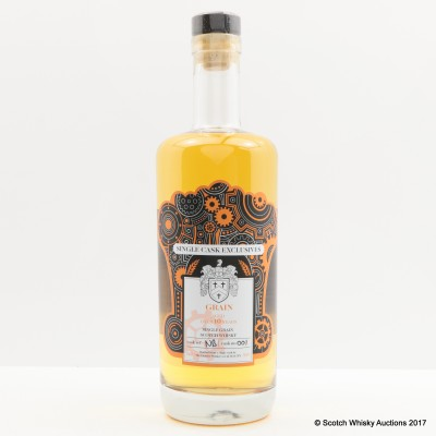 Creative Whisky Co Grain 10 Year Old
