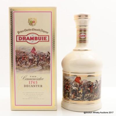 Drambuie Commemorative 1745 Decanter 75cl