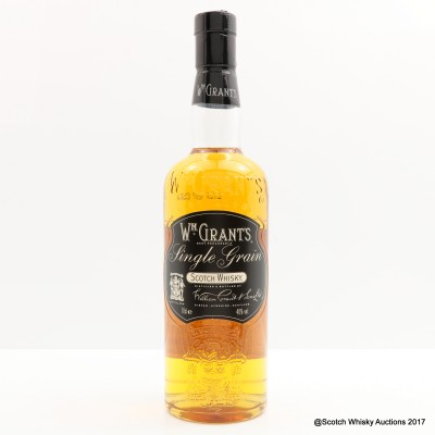 William Grant's Single Grain