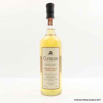 Clynelish Distillery Only Cask Strength