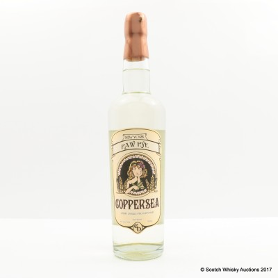 Coppersea Raw Rye 75cl