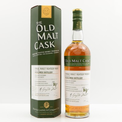 Inchgower 1995 19 Year Old Old Malt Cask