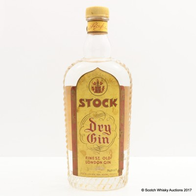 Stock Dry Gin 75cl