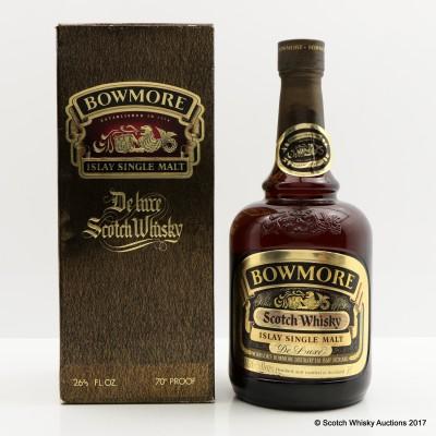 Bowmore DeLuxe 26 2/3 FL OZ