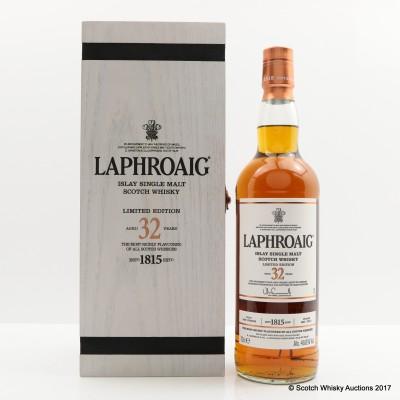 Laphroaig 32 Year Old 200th Anniversary