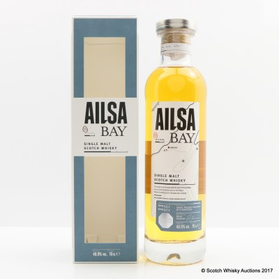 Ailsa Bay Single Malt