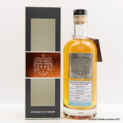Port Dundas 1991 25 Year Old Creative Whisky Co