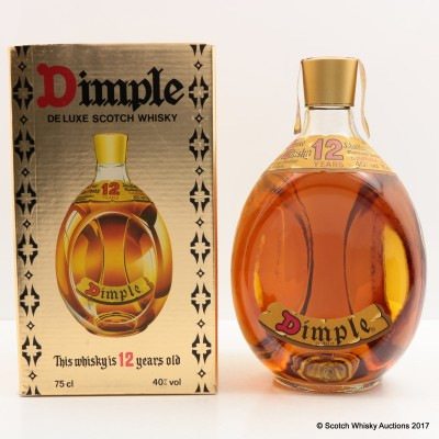 Dimple 12 Year Old 75cl