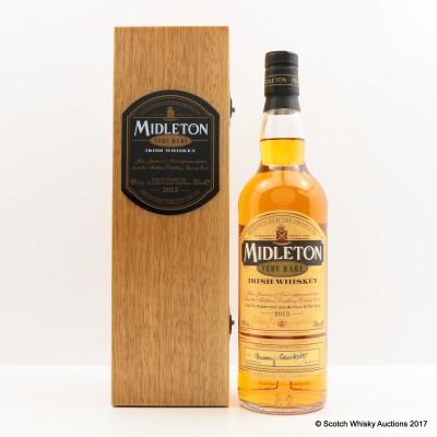 Midleton Very Rare 2013 Release