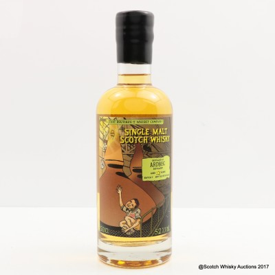 Boutique-y Whisky Co Ardbeg 12 Year Old Batch 7 50cl