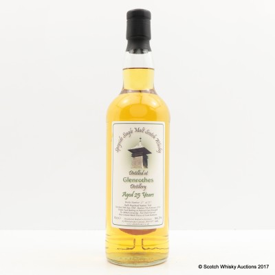 Glenrothes 1988 25 Year Old Whisky Broker